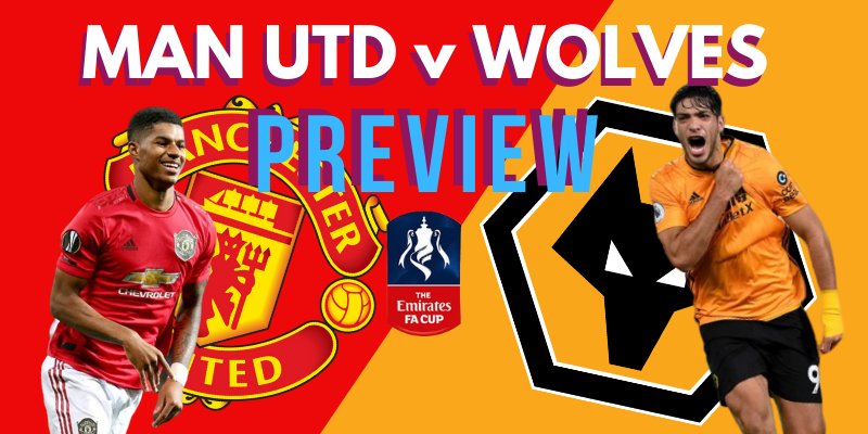 FA CUP PREVIEW - Wolves v Manchester United - Dazzling